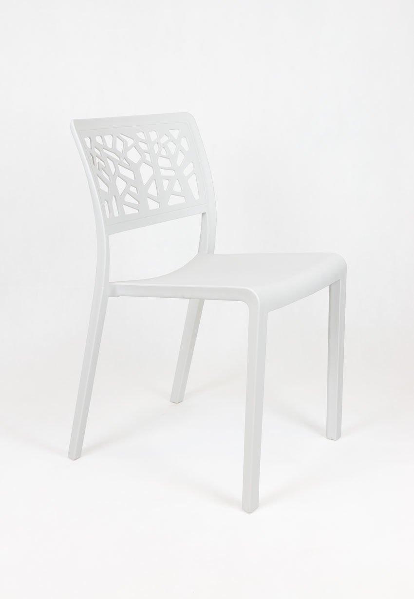 sk design kr045 weiss stuhl weiss angebot krzes a. Black Bedroom Furniture Sets. Home Design Ideas