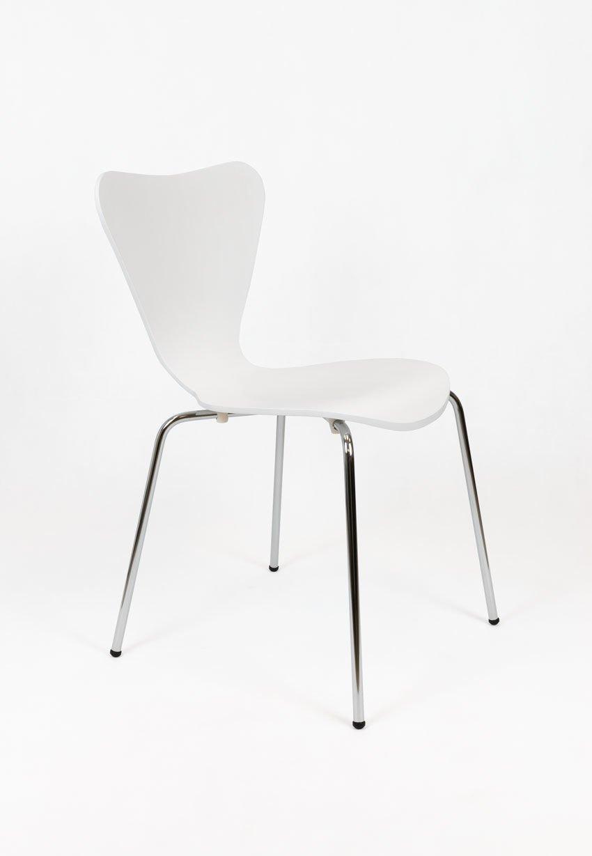 sk design skd007 b stuhl weiss holz weiss angebot. Black Bedroom Furniture Sets. Home Design Ideas