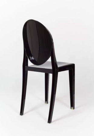 SK Design KR003 Czarne Krzesło