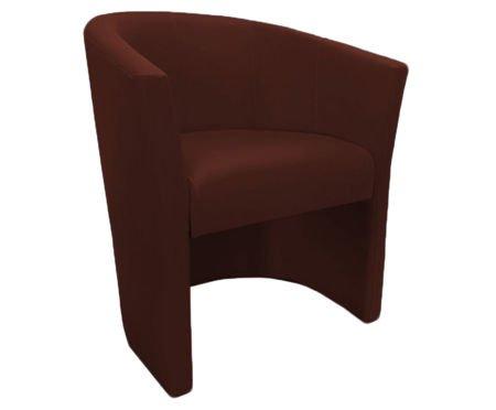 Brown CAMPARI armchair