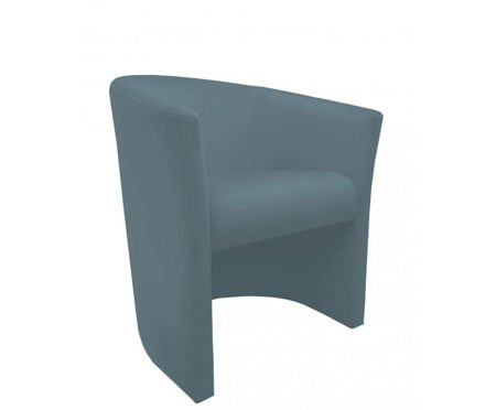 CAMPARI armchair Bluvel 06