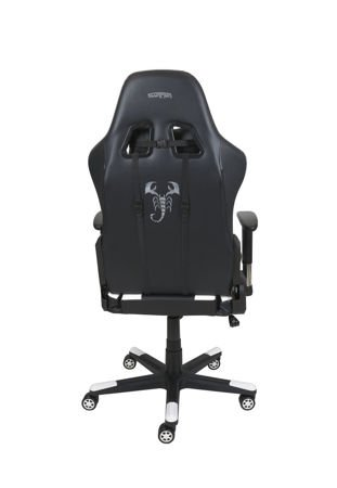 Gaming Armchair Scorpion White SKG005 B