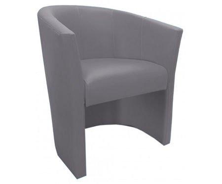 Light gray CAMPARI armchair