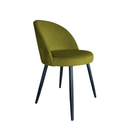 Olive upholstered CENTAUR chair material BL-75