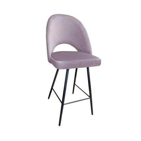 Pink upholstered LUNA hoker material MG-55