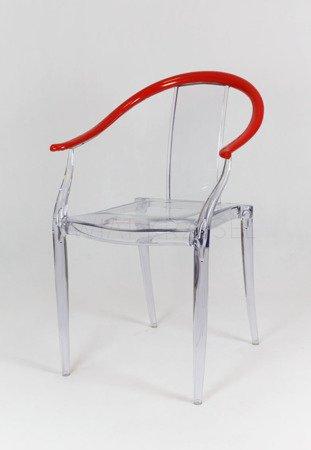 SK Design KR007 Clear Chair