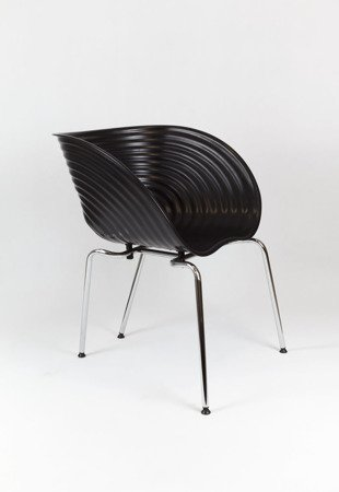 SK Design KR011 Black Chair