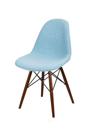 SK DESIGN KR012 TAPICERATED CHAIR MALAGA16 WENGE