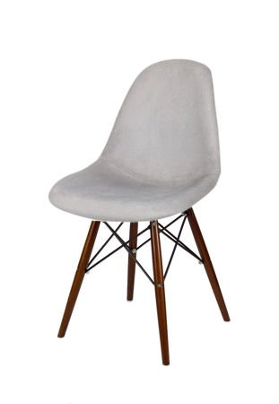 SK DESIGN KR012 UPHOLSTERED CHAIR PIREUS08 WENGE