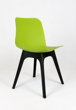 SK DESIGN KR061 Green Chair