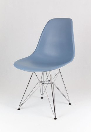 SK Design KR012 Slate Chair Chrome