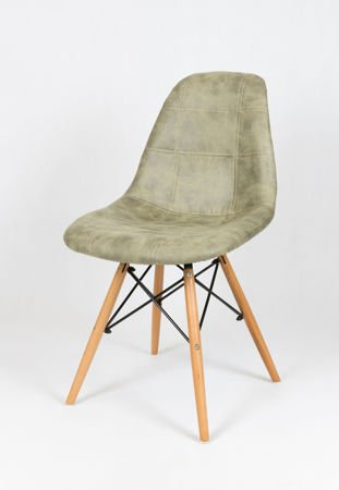 SK Design KR012 Upholstered Chair Eko 2, Beech legs