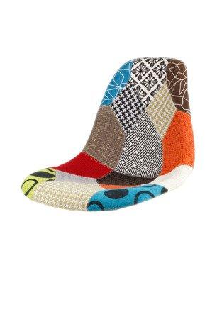 SK Design KR012 Upholstered Seat Patchwork 2