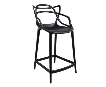 SK Design KR013 Black Chair Hoker