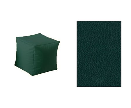 SKN Pouf Cubes Green