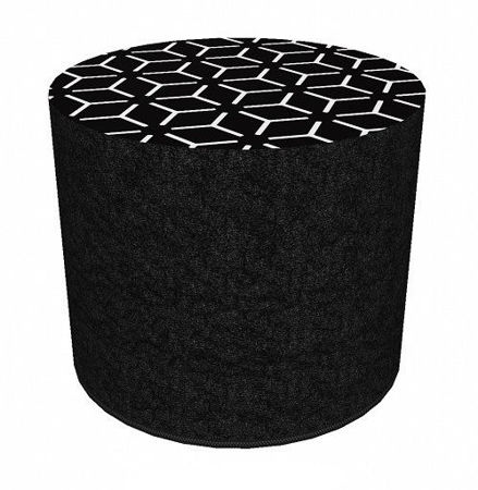 SKP BERTONI DECORATIVE POUF STAR HD