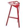 Gap bar stool red