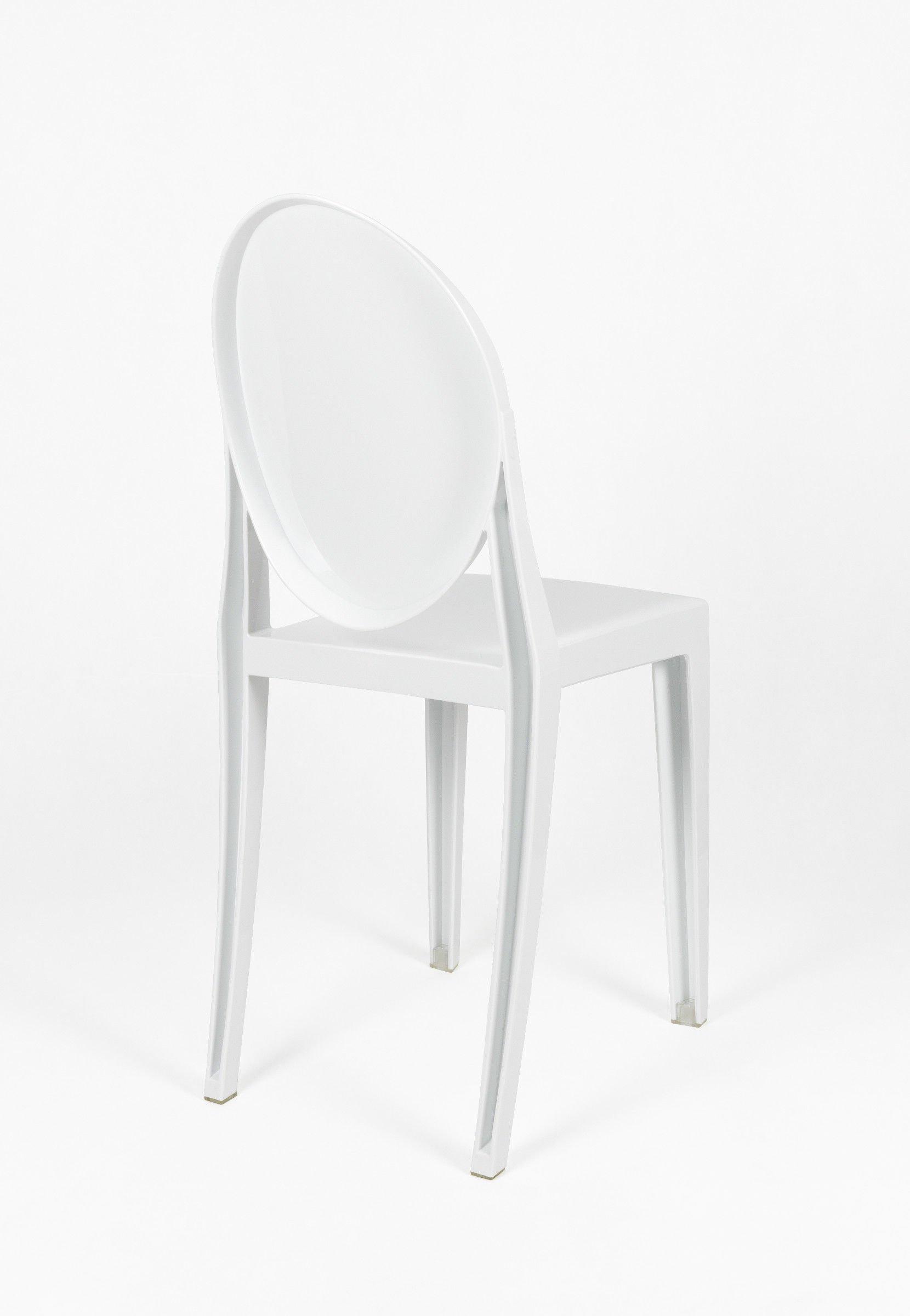 Sk design kr003 weiss stuhl weiss angebot st hlen for Stuhl design weiss