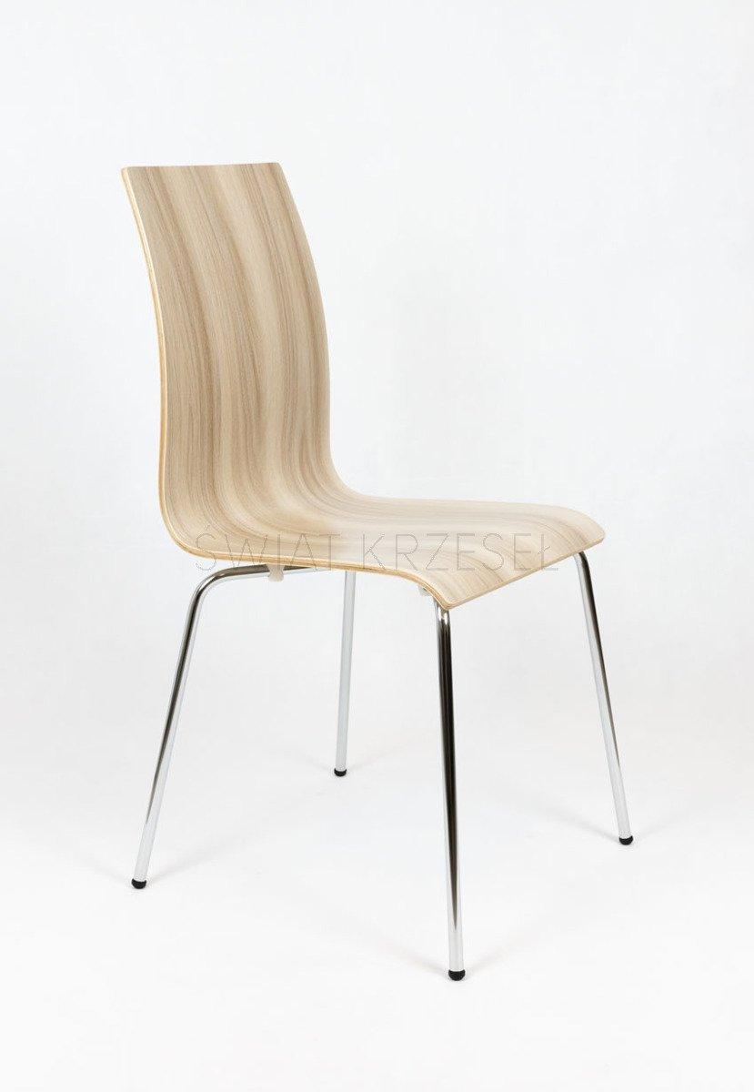 Sk design skd005 stuhl grau holz grau angebot st hlen for Designer stuhl grau