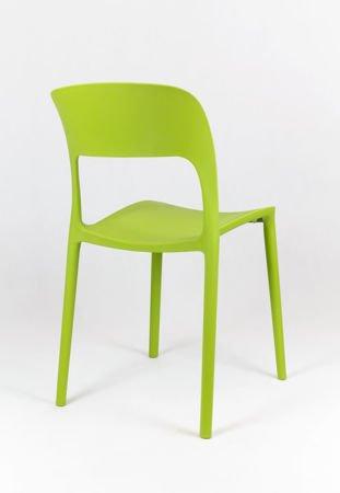 SK Design KR022 Grun Stuhl aus Polypropylen