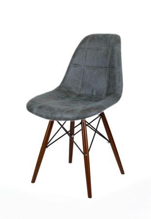SK Design KR012 Polster Stuhl EEko, Wenge