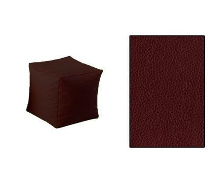 SKN Hocker Brown Cubes
