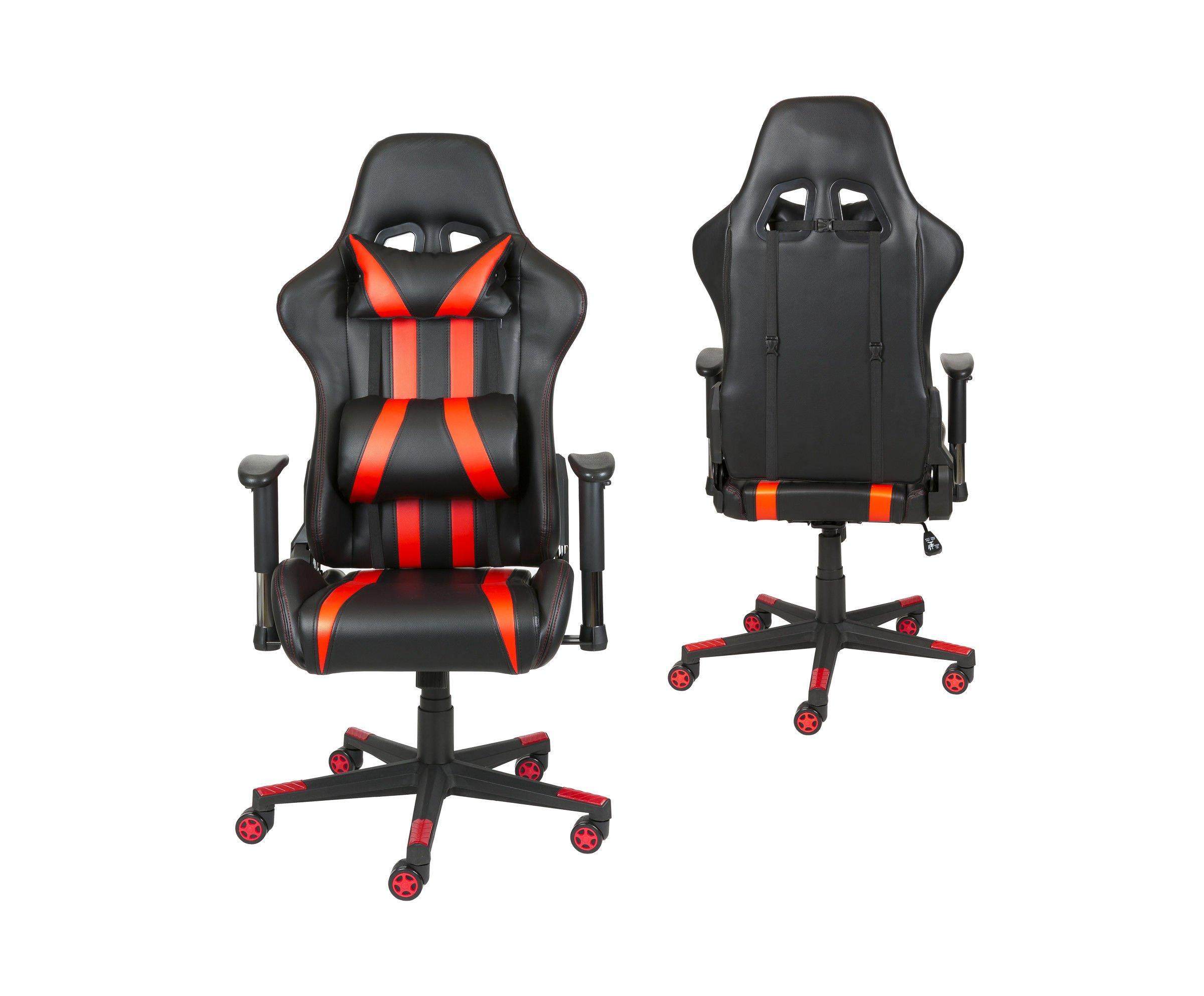 Fotel Gamingowy Scorpion Czerwony Skg001 C Skg001 Czerwony Oferta