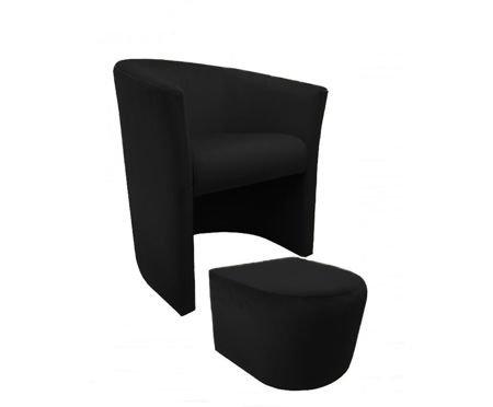Fotel CAMPARI z podnóżkiem Magic Velvet 19