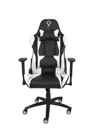 Fotel Gamingowy Scorpion Czarny SKG005 CZ
