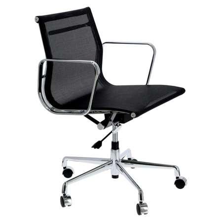 Fotel biurowy CH1171T czarna siateczk,ch