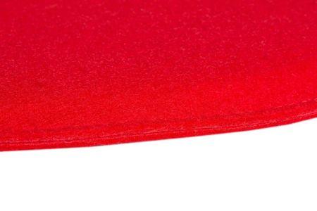 Poduszka na krzesło KR012 czerwona