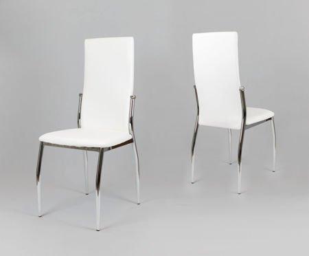SK Design KS004 Białe Krzesło
