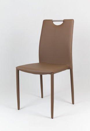 SK Design KS006 Brązowe Krzesło