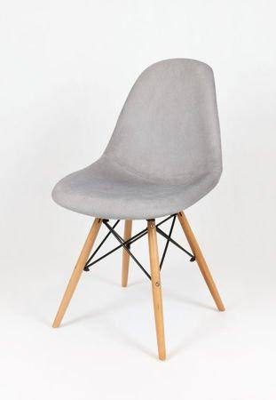 SK Design KR012 Tapicerowane Krzesło Pireus08 Buk