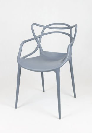 SK Design KR013 Ciemnoszare Krzesło