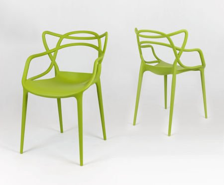 SK Design KR013 Zielone Krzesło