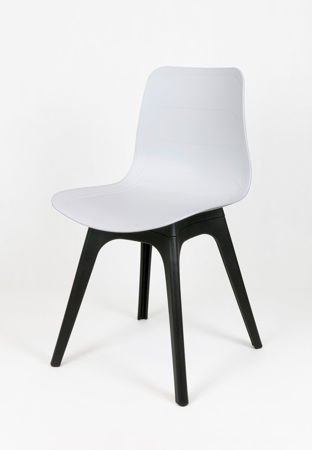 SK Design KR062A Białe Krzesło