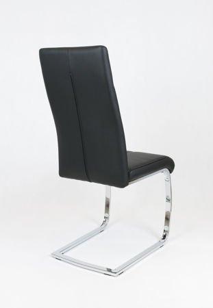 SK Design KS028 Czarne Krzesło