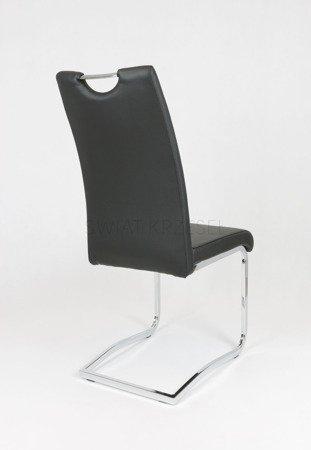 SK Design KS030 Czarne Krzesło