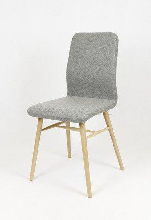 SKE Krzesło Drewniane Tapicerowane A-2094 XChair