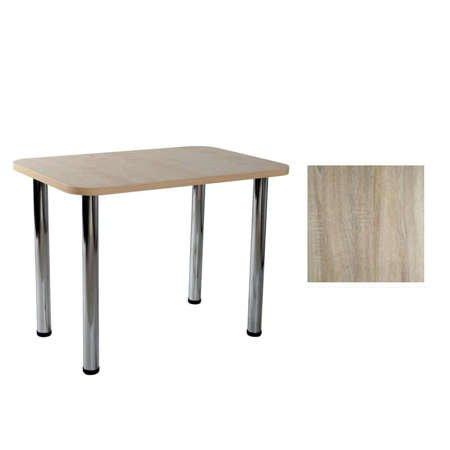 Stół Carlo 03 Sonoma 50x80x1,8